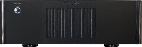 Rotel RB-1581 Monoblock Power Amplifier (Sold individually)