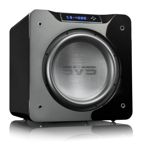SVS SB-4000 Sealed Subwoofer