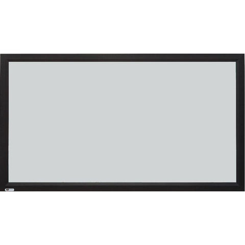 ScreenTechnics CinemaSnap Microperforated Screen - 16:9 Fixed Frame Screen
