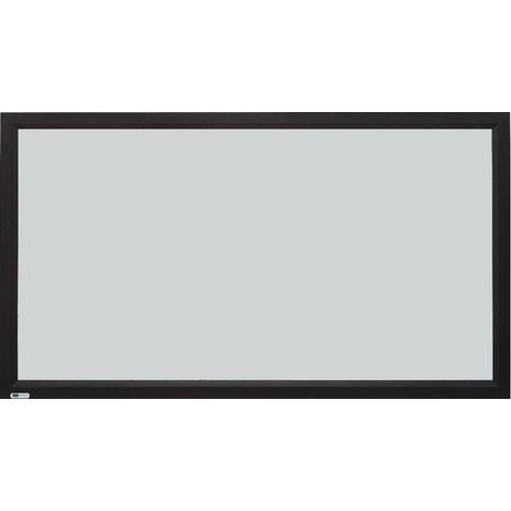 ScreenTechnics CinemaSnap Matt White Surface - 16:9 Fixed Frame Screen