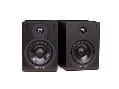Cambridge Audio SX50 Bookshelf Speakers