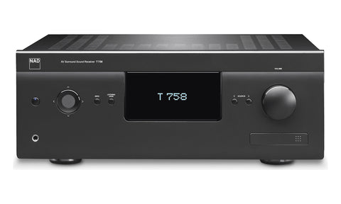 NAD T 758 V3 Surround Sound Receiver