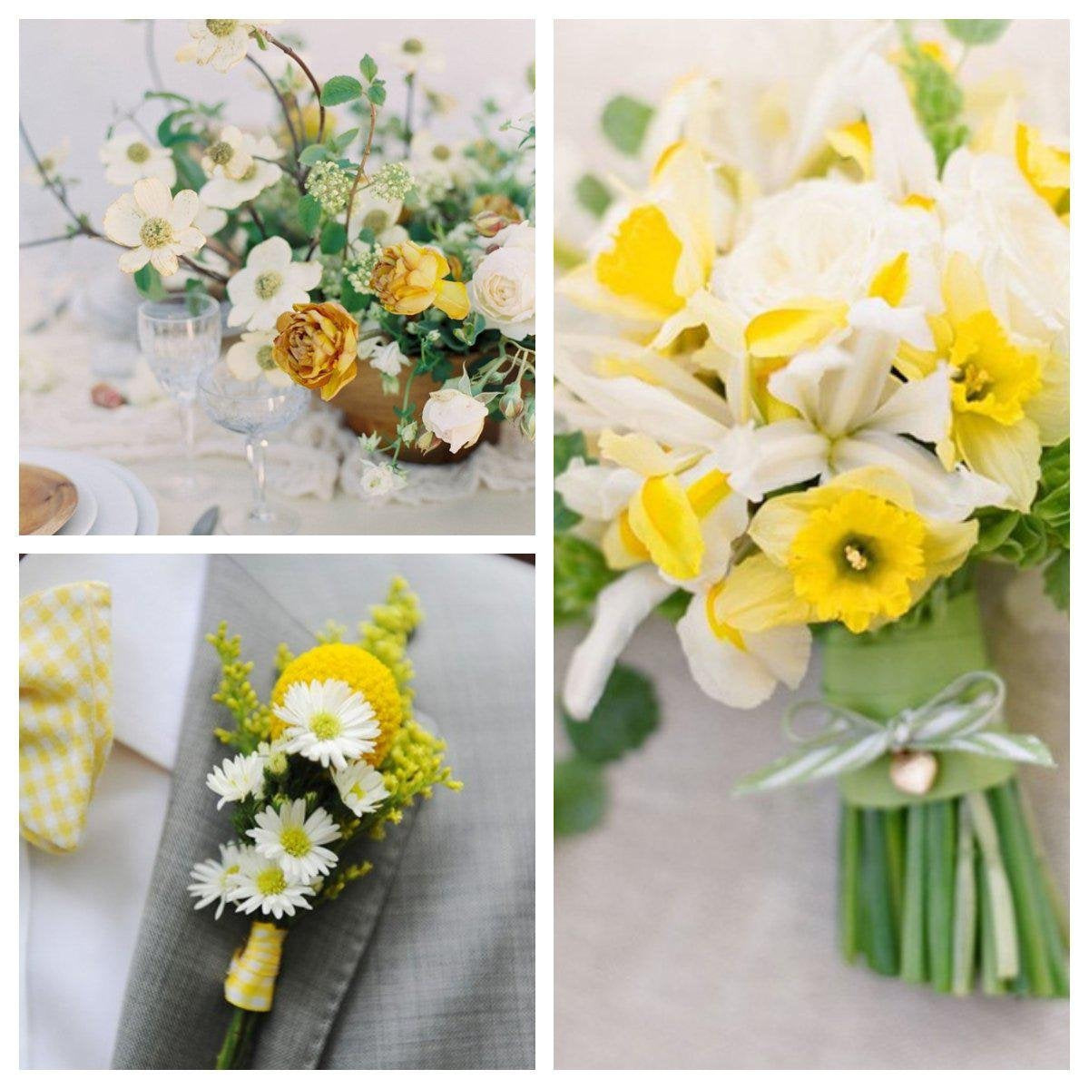 How to Use the 2021 Pantone Colors of the Year (Ultimate Gray and Illuminating Yellow) at Your Wedding-Koyal Wholesale