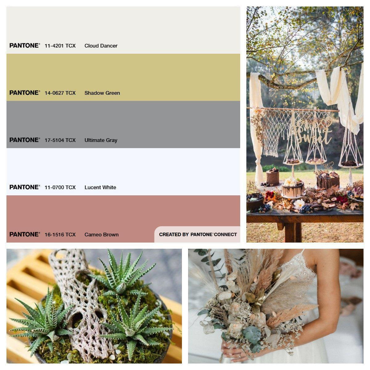 Top 10 Best 2021 Pantone Ultimate Gray and Illuminating Yellow Wedding Color Palette Combinations-Koyal Wholesale