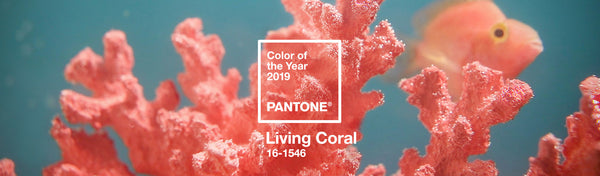 2019 Wedding Color Living Coral from Pantone