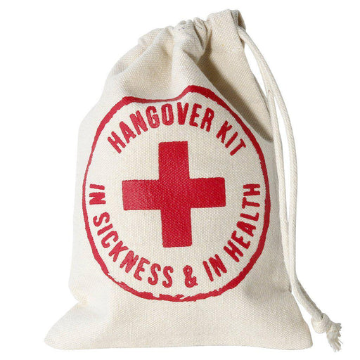 In Sickness & In Health Hangover Recovery Kit Bags-Set of 10-Andaz Press-