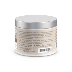 NUYU  Body Butter - Cream Brûlée - 3.4 oz - 100mg of CBD