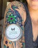 Tattoo Butter - Tattoo Aftercare