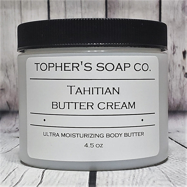 Choice is Yours - Custom Tahitian Body Butter