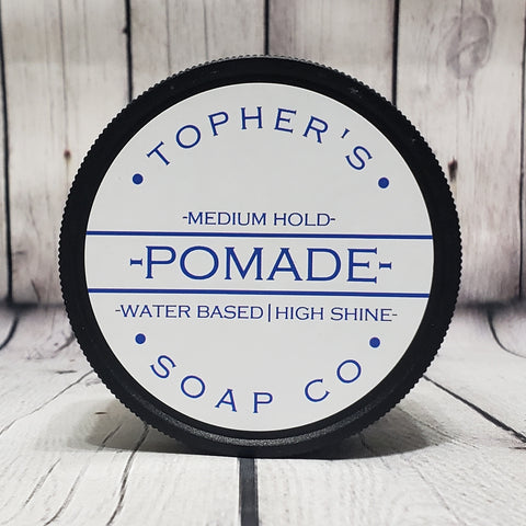 Water Based Pomade - Shine