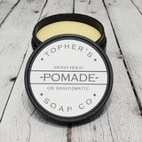 Oil Based Pomade - Matte