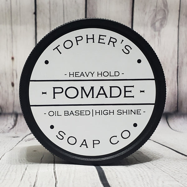 Oil Based Pomade - Shine