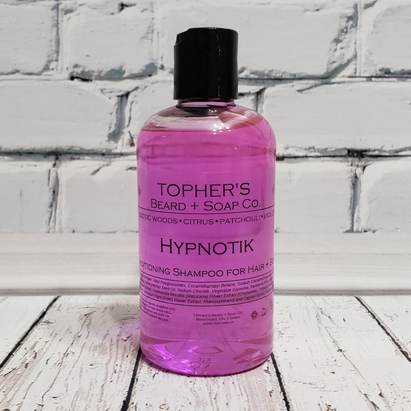Hypnotik - 2 IN 1 HAIR + BEARD SHAMPOO