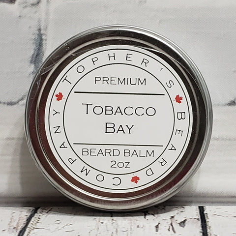 Tobacco Bay Premium Beard Balm