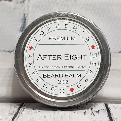 After Eight - Seasonal - Premium Beard Balm