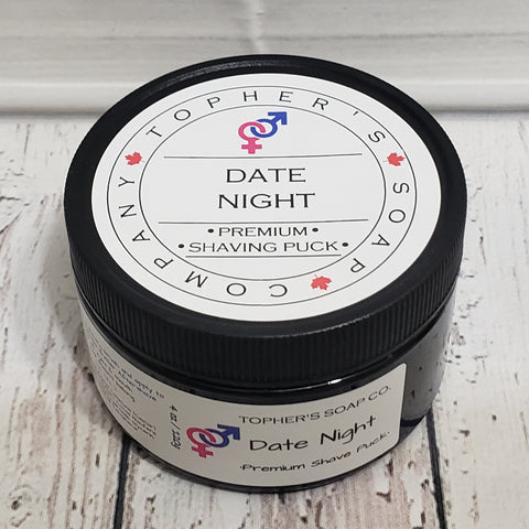 Date Night Shave Puck