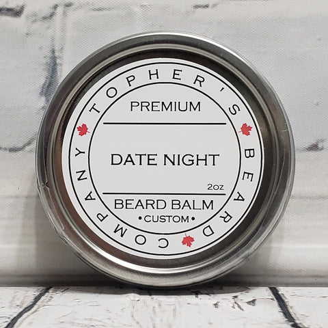Date Night Premium Beard Balm