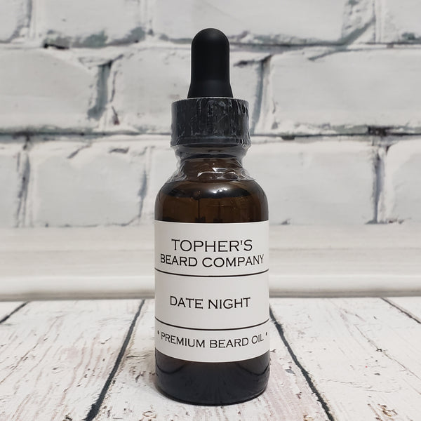 Date Night Premium Beard Oil