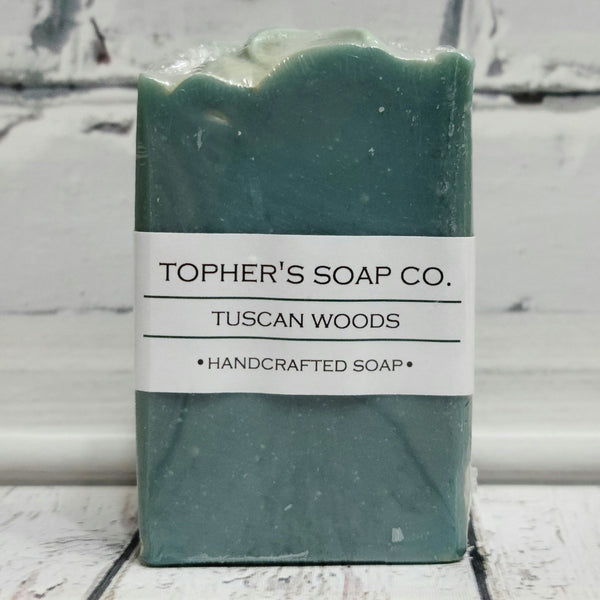 Tuscan Woods - Soap