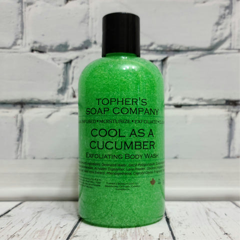 Cool as a Cucumber - Body Wash