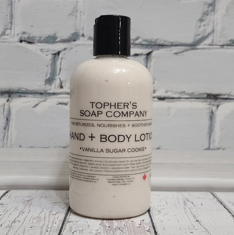 Vanilla Sugar Cookie Hand & Body Lotion - BBW Dupe