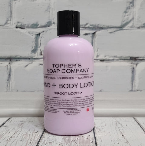 Froot Loops - Hand & Body Lotion