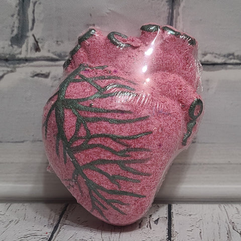 Bleeding Heart Bath Bomb