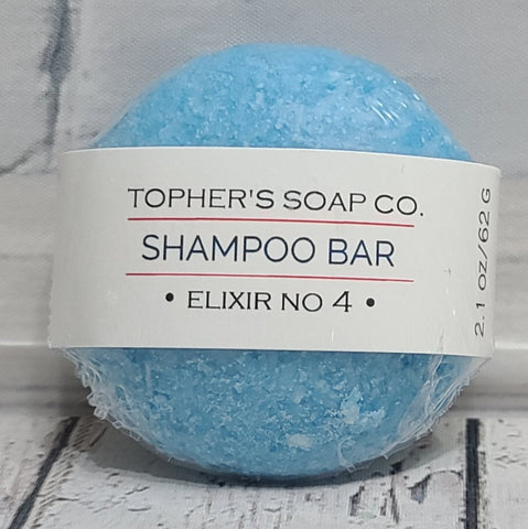 Shampoo Bar - Elixir No 4.