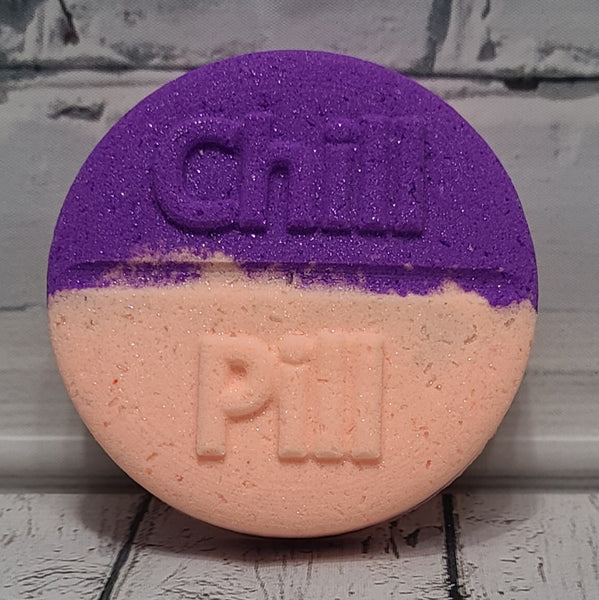 Froot Loops Chill Pill Bath Bomb