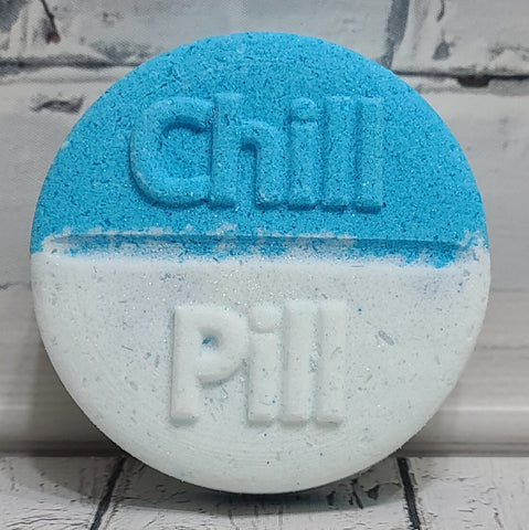 Coconut Beach Chill Pill Bath Bomb