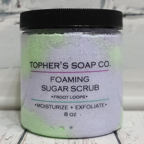 Froot Loops Sugar Scrub