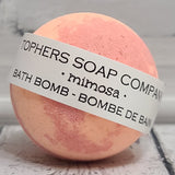 Mimosa Foaming Bath Bomb