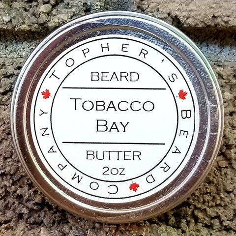 Tobacco Bay Premium Beard Butter