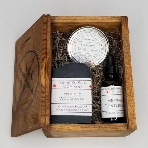 Bearded Guys Gift Box / Starter Kit