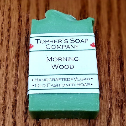 Morning Wood - Soap