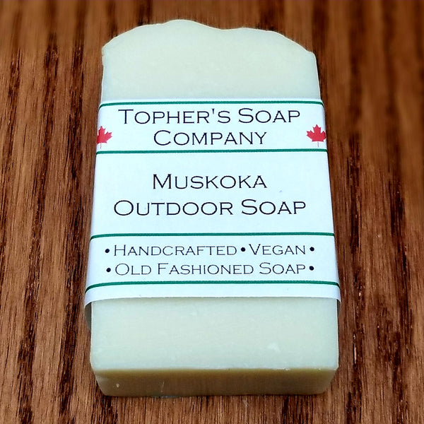 Muskoka Outdoor - Soap