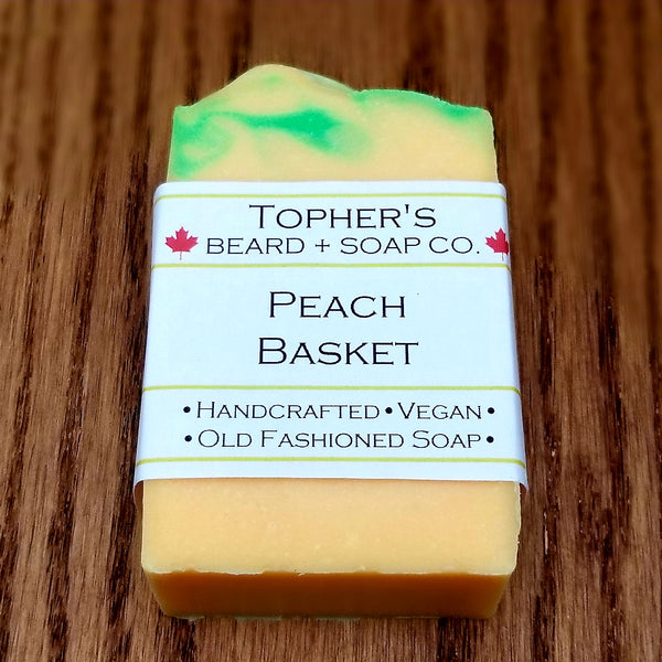 Peach Basket - Soap