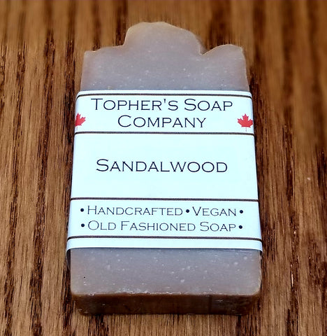 Sandalwood Cedar - Soap