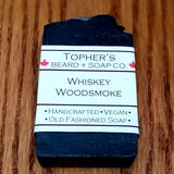 Whiskey Woodsmoke - Soap