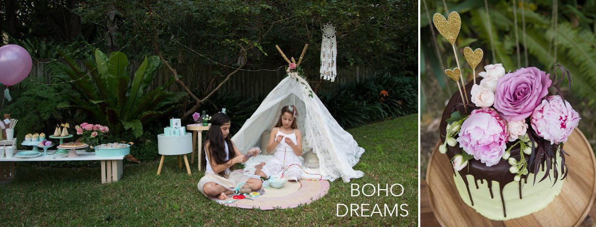 Paper Eskimo Boho Dreams Mint To Be Collection
