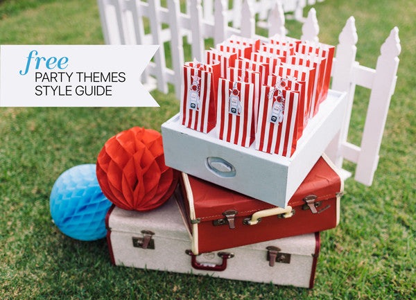 party themes style guide