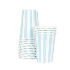 Paper Cups Powder Blue - Paper Eskimo