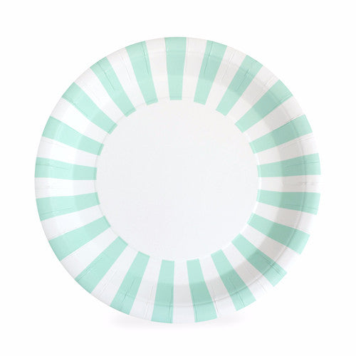 Paper Plates Mint To Be - Paper Eskimo