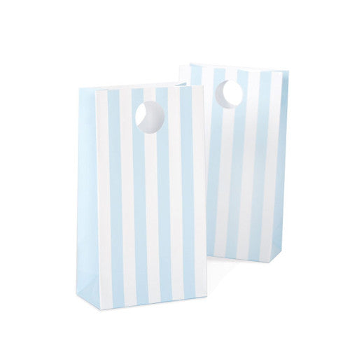 Party Bags Powder Blue - Paper Eskimo