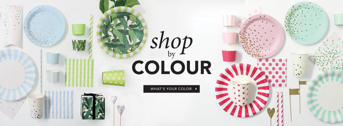 Paper Eskimo Shop By Colour