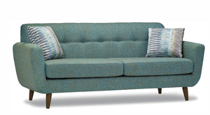 Jets Mid- Centry Sofa