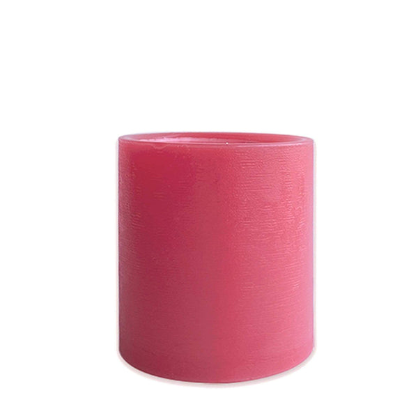 Sweet Sunset Spiral Candle