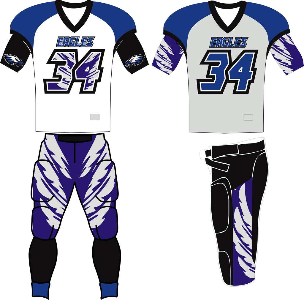 d97a96d18 Add Custom Base Layer Compression Shirt to match your Uniform. (Special  Pricing withyour Team Order). FOOTBALL JERSEYS SPECS
