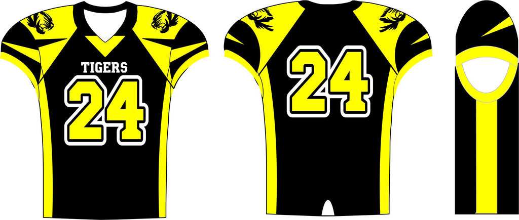 2020 Hype Football Jersey Style 106 Hype Athletic