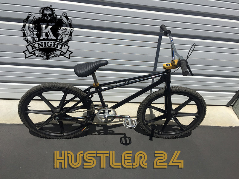 "Knight 24"" BMX Hustler Frame and Fork"